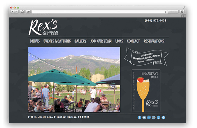 Rex's Grill and Bar